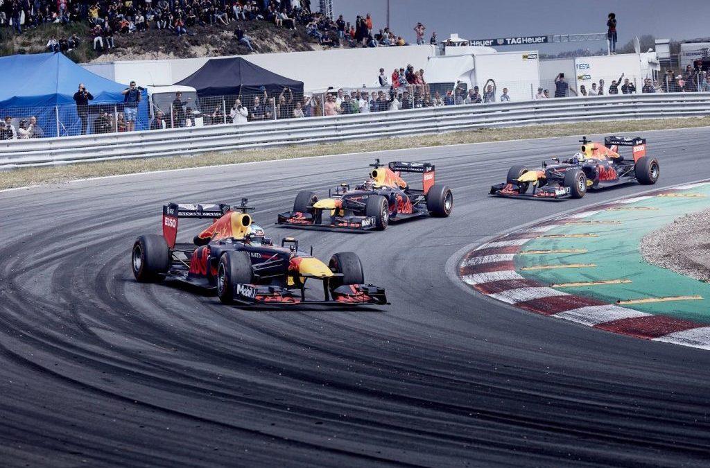 Afbeelding F1 Zandvoort