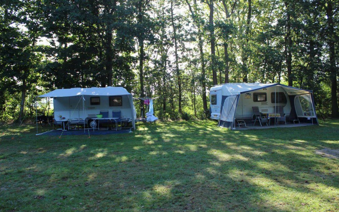 Seizoensplaatsen voor toeristisch kamperen