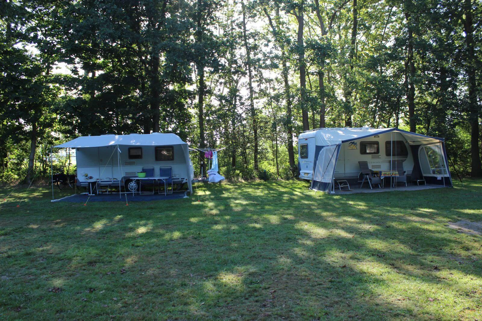 Toeristisch kamperen